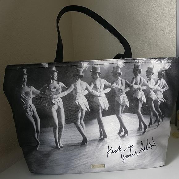 871a43e55640 kate spade Handbags - kate spade kick up your heels francis tote bag